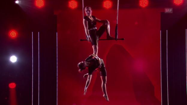 Video «Die elastischsten Talente» abspielen