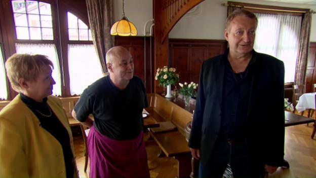 Video «Kanton St. Gallen – Tag 1 – Restaurant Frohsinn (Wiederholung)» abspielen