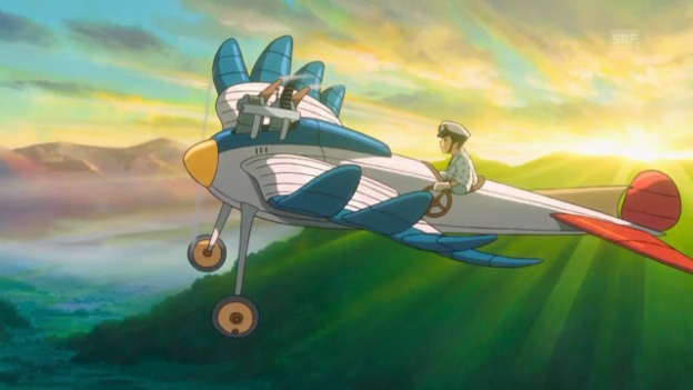 Video «Filmkritik: «The Wind Rises»» abspielen