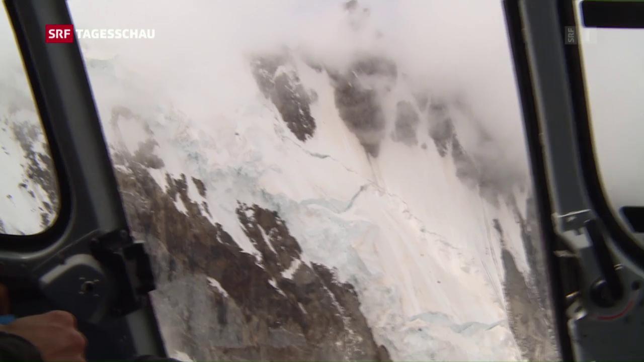 Weiterer Bergsteiger im Monte-Rosa-Massiv abgestürzt