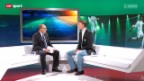 Video «Studiogast Philippe Montandon, Teil 2 («sportpanorama»)» abspielen