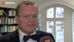 Video «Claude Longchamp über die Haltung zum EWR heute» abspielen