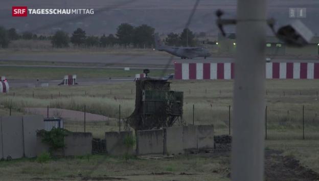 Video «Türkei intensiviert Angriffe auf PKK» abspielen