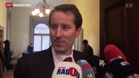 Video «Hearing der SP vor der Bundesratswahl» abspielen