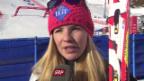 Video «Interview mit Tina Weirather («sportlive»)» abspielen