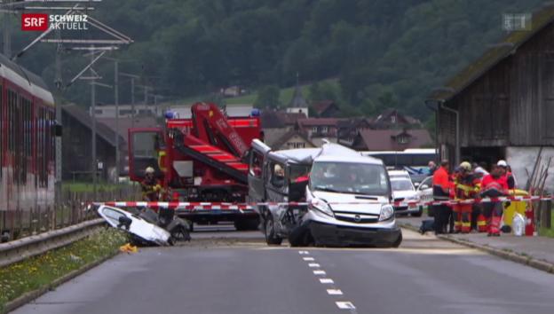 Video «Schweiz aktuell vom 11.08.2014» abspielen