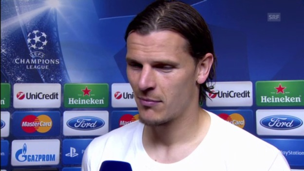 Video «Interview mit Daniel van Buyten» abspielen