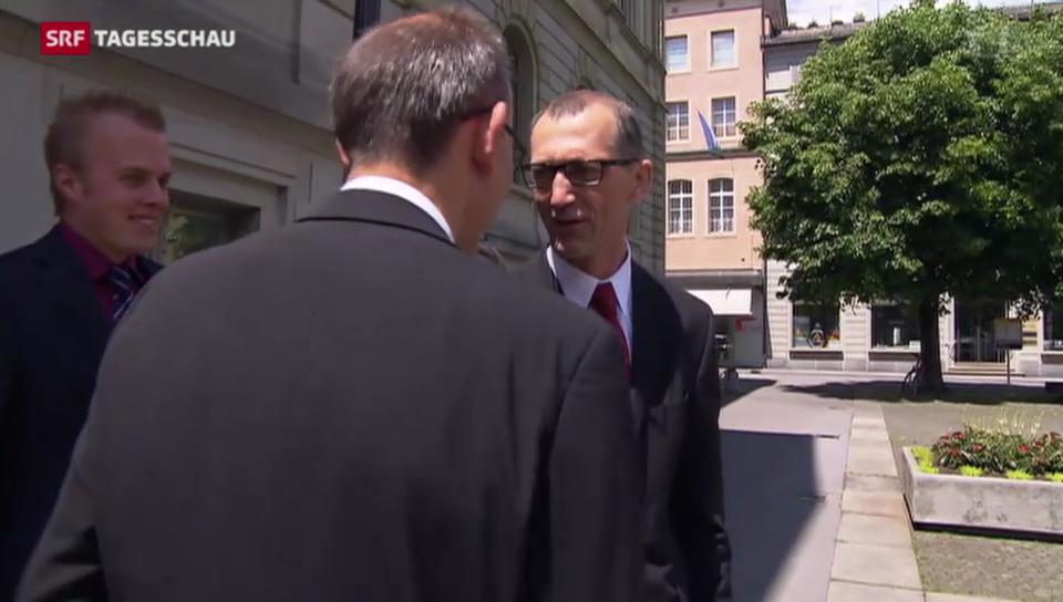 Werner Hösli ist gewählt