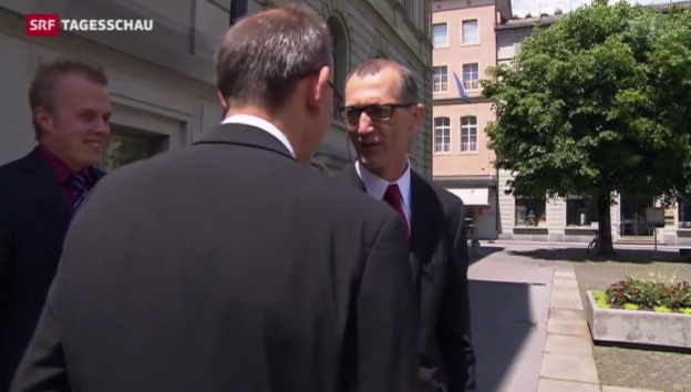 Video «Werner Hösli ist gewählt» abspielen