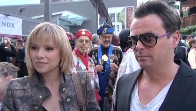 Video «Francine Jordi und Florian Ast gehen wieder getrennte Wege» abspielen