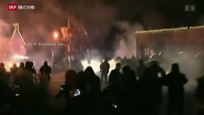 Video «Krawalle in Ferguson» abspielen