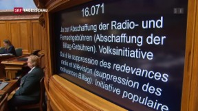 Video «No-Billag-Debatte in Nationalrat» abspielen