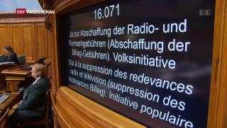 Video «No-Billag-Debatte in Nationalrat» abspielen