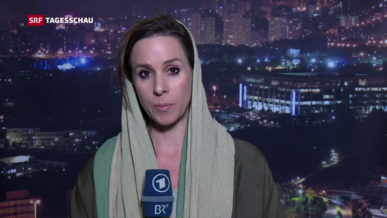 Die Einschätzung von Korrespondentin Natalie Amiri