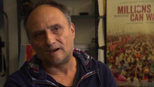 Video «Der Dokumentarfilmer Christoph Schaub über das Abstimmungsergebnis» abspielen