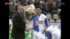 Video «Murat Yakin zurück bei GC» abspielen