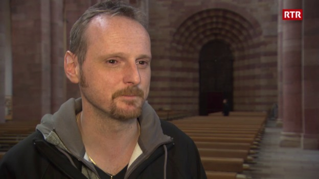 Laschar ir video «Discurs cun Clau Scherrer, il dirigent»