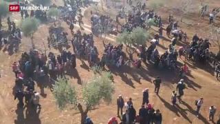 Video «In Syrien droht weitere humanitäre Katastrophe» abspielen