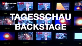 Video «Tagesschau Backstage» abspielen