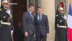 Video «Macron trifft Kurden-Führer Barzani» abspielen