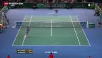 Video «Federer nicht im Final» abspielen