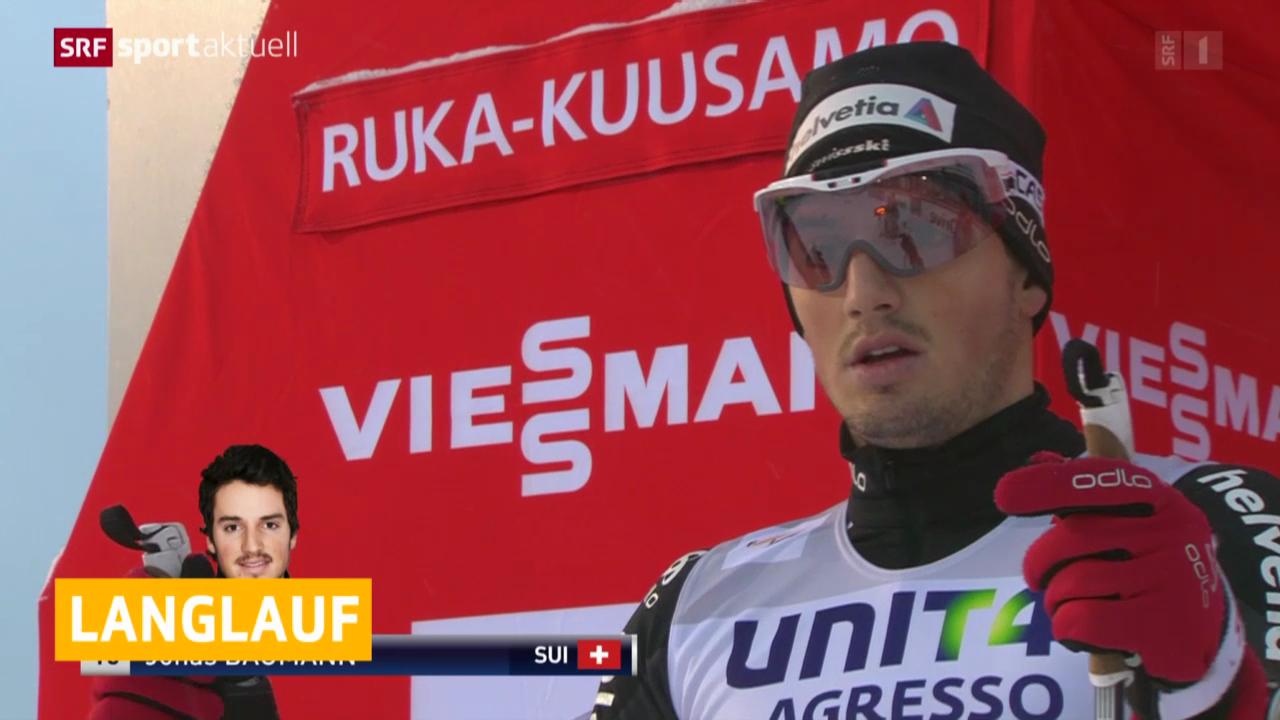 Langlauf: Weltcup in Kuusamo
