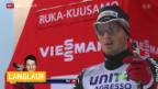 Video «Langlauf: Weltcup in Kuusamo» abspielen