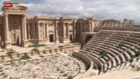 Video «IS erobert Palmyra» abspielen