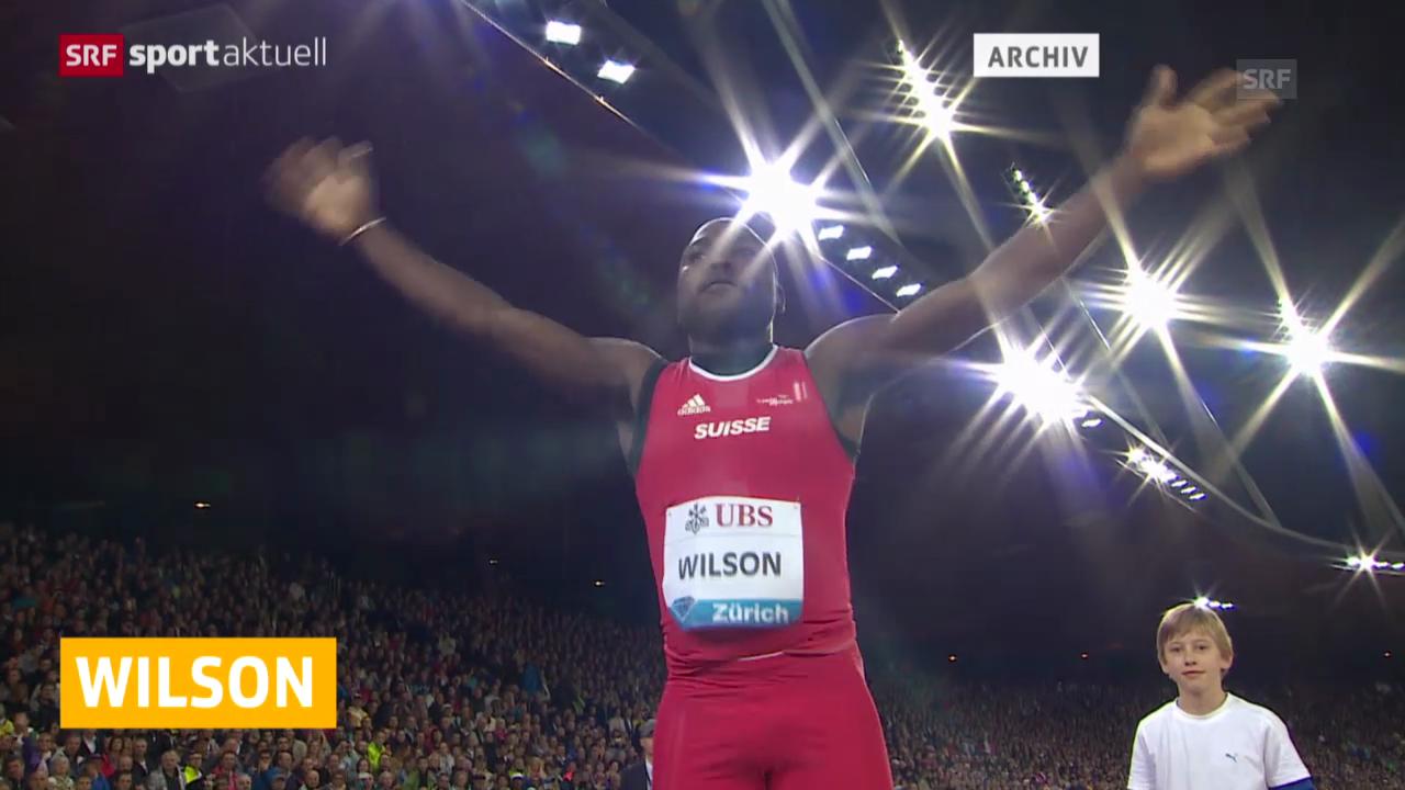 Leichtathletik: Alex Wilson glänzt zum Saisonauftakt («sportaktuell»)