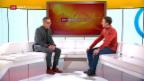 Video «Studiogast: Simon Ammann 2. Teil» abspielen