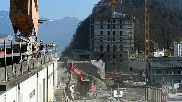 Bürgenstock: Ein Hoteldorf erfindet sich neu