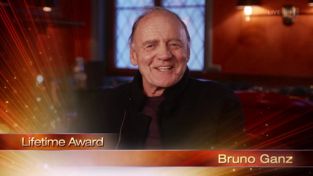 «LifeTimeAward» für Bruno Ganz