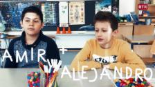 Laschar ir video «Amir e Alejandro»