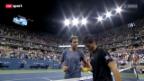 Video «Tennis: US Open in New York» abspielen