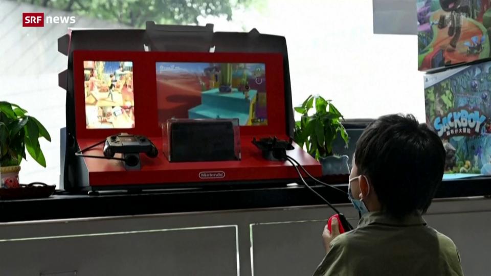 China verbietet Kindern das Gamen unter der Woche