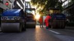 Video «Riesiger Aufwand für Formel E» abspielen