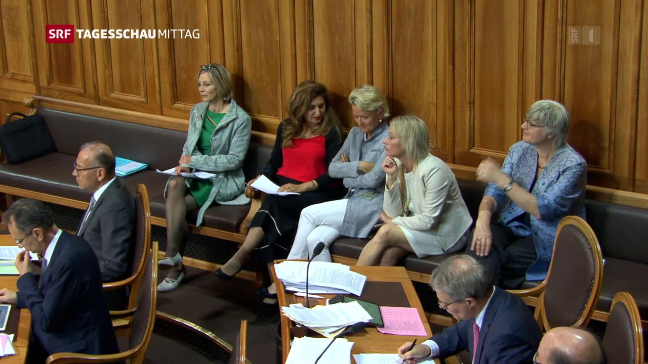 Ständerat spricht sich gegen Lohndiskriminierung aus