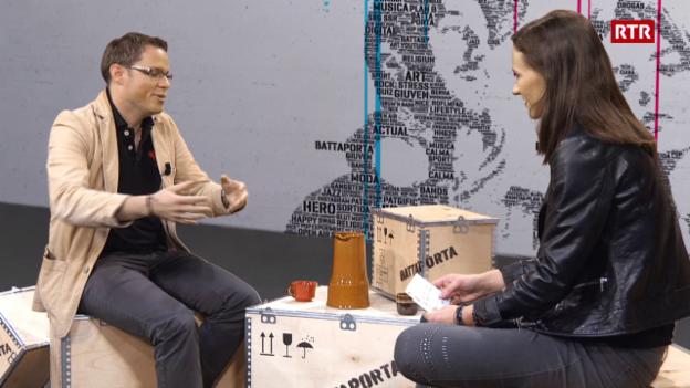 Laschar ir video «René Epp da la PCD»