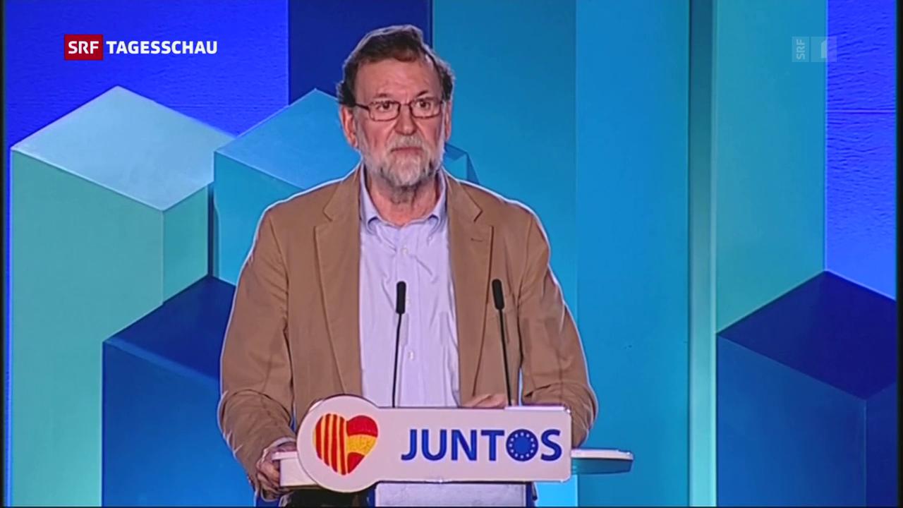 Wahlkampf in Katalonien