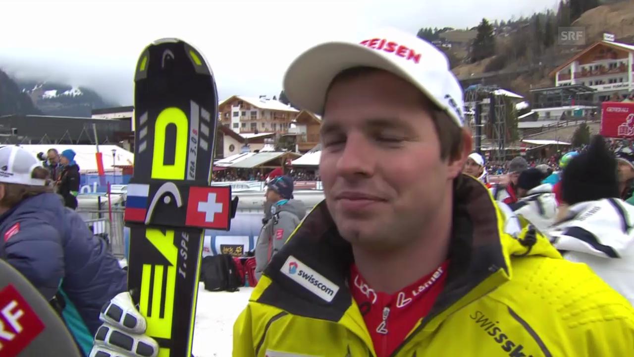 Interview mit Beat Feuz («sportlive», 20.12.13)