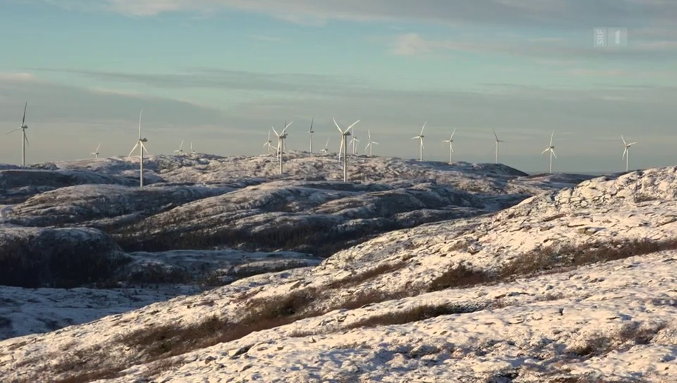 Aus dem Archiv: Umstrittener Windpark gefährdet Naturvolk