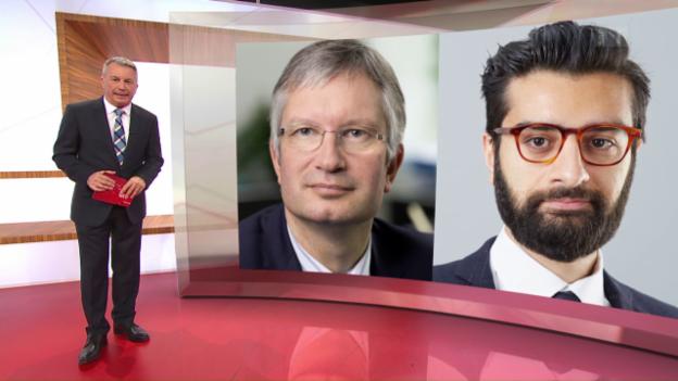 Video «Finanzausgleich | Streitgespräch zum Arbeitsgesetz | Präsentismus» abspielen