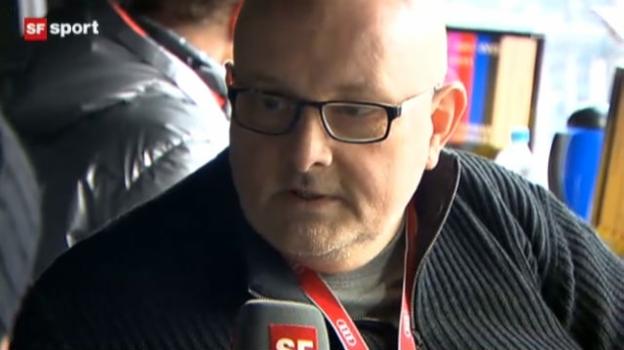 Video «Dagobert Cahannes an der WM» abspielen