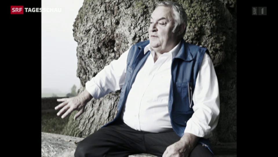 Mathias Gnädinger mit 74 Jahren gestorben