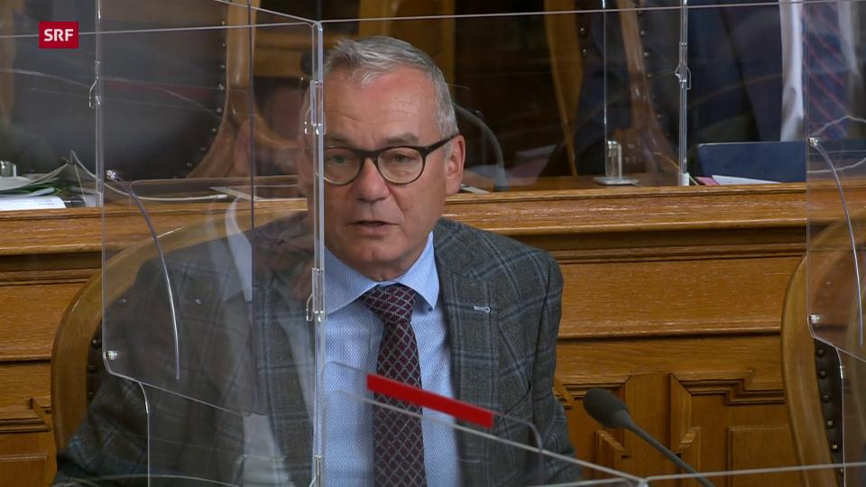 Ruedi Noser (FDP/ZH): Was für die ganze Schweiz gilt, soll auch im Bundeshaus gelten