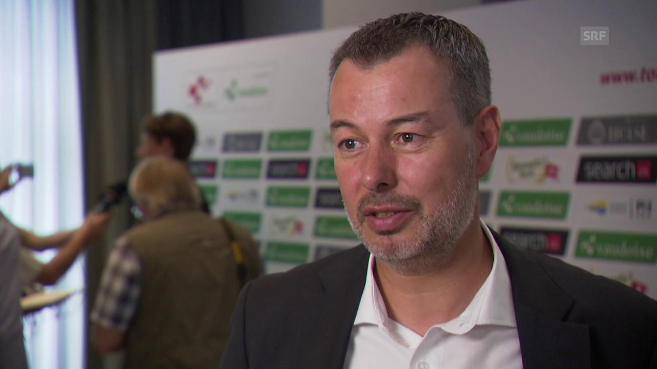 Generaldirektor Olivier Senn über die diesjährige Tour de Suisse