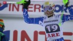 Video «Skisport: Weltcup-Slalom Frauen» abspielen