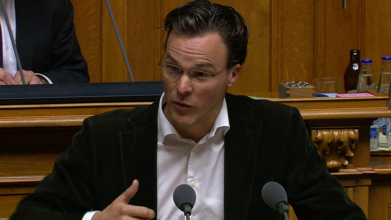 Bastien Girod Grüne/ZH: «Immer die gleichen Muster der Gegner»