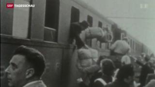 Video «Flüchtlinge gestern und heute» abspielen