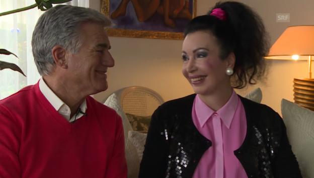 Video «Pino und Cordula: Was sie am anderen lieben» abspielen